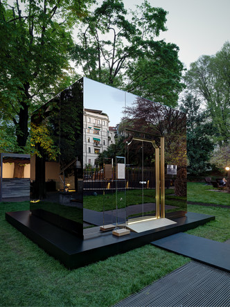 Зазеркалье Bvlgari на Milan Design Week 2018 (фото 15.1)
