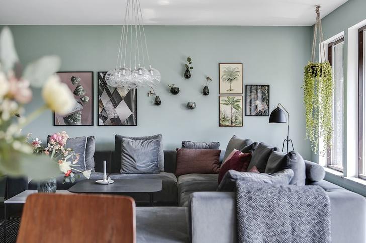 100% сканди-шик: дом в шведской глубинке (фото 4)