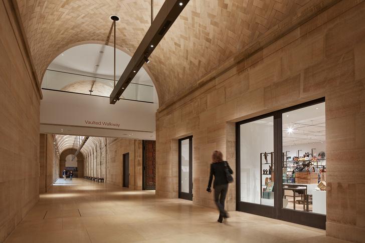 Реновация музея в Филадельфии: проект Фрэнка Гери (фото 6)