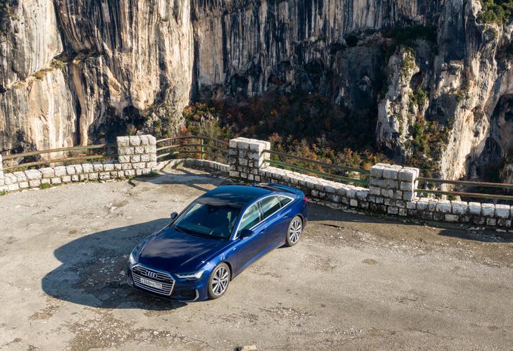 Апгрейд в бизнес-классе: 10 преимуществ нового Audi A6 (фото 13)