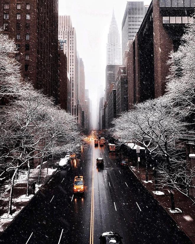 30 лучших фото рождественских Нью-Йорка, Парижа и Милана (фото 2)
