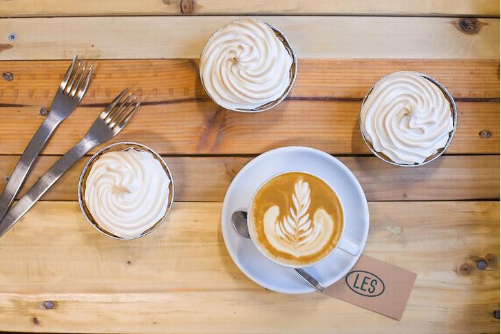 Les кофе