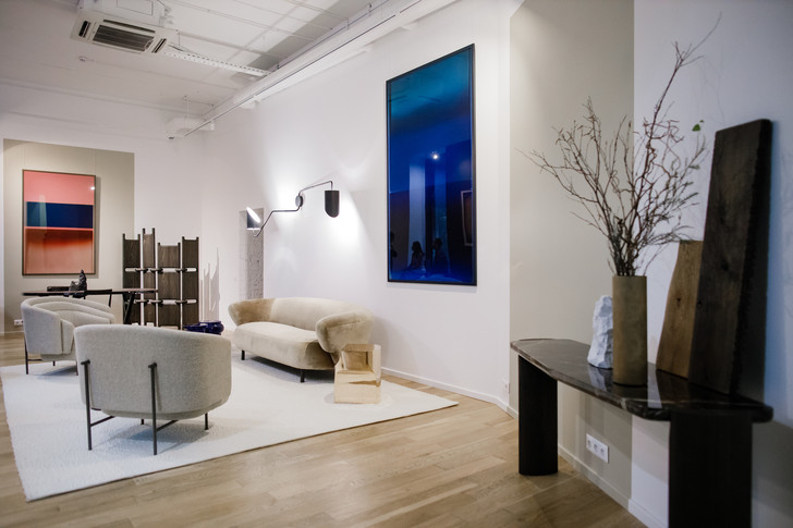 Christophe Delcourt в Boroom Gallery (фото 0)