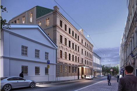 В Москве откроется Bulgari Hotel | галерея [1] фото [4]