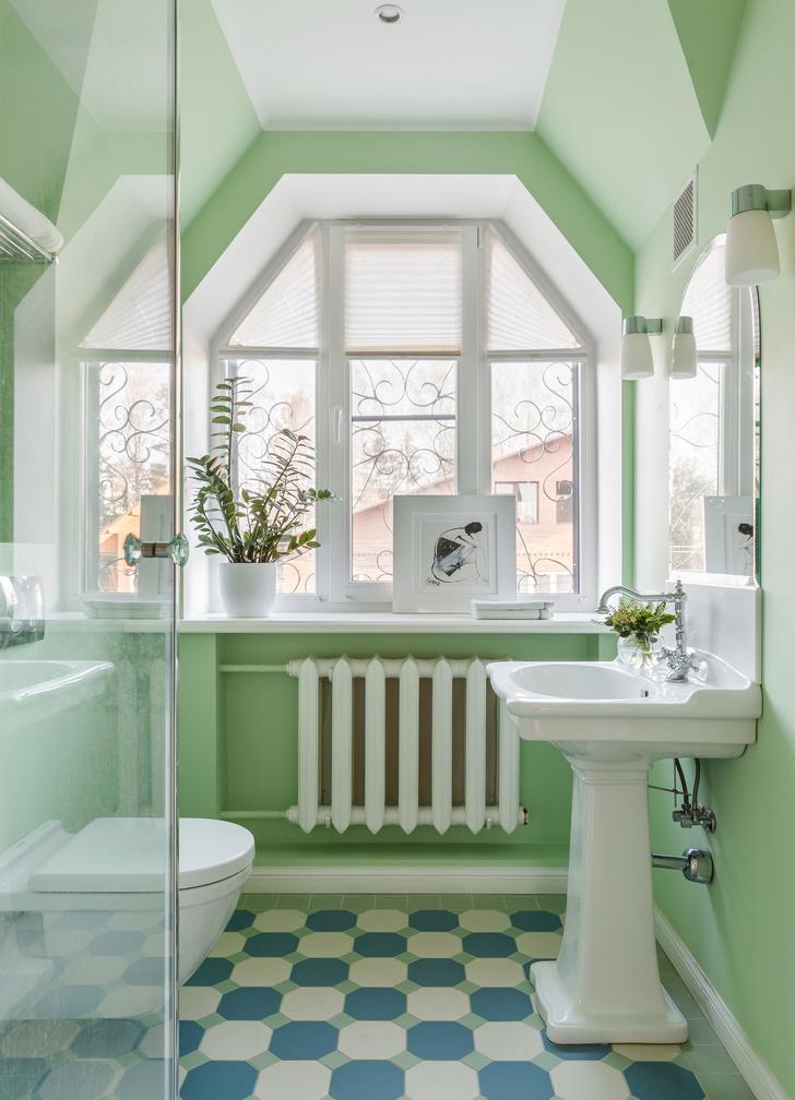 Тренды в дизайне ванных комнат 2020 (фото 4)