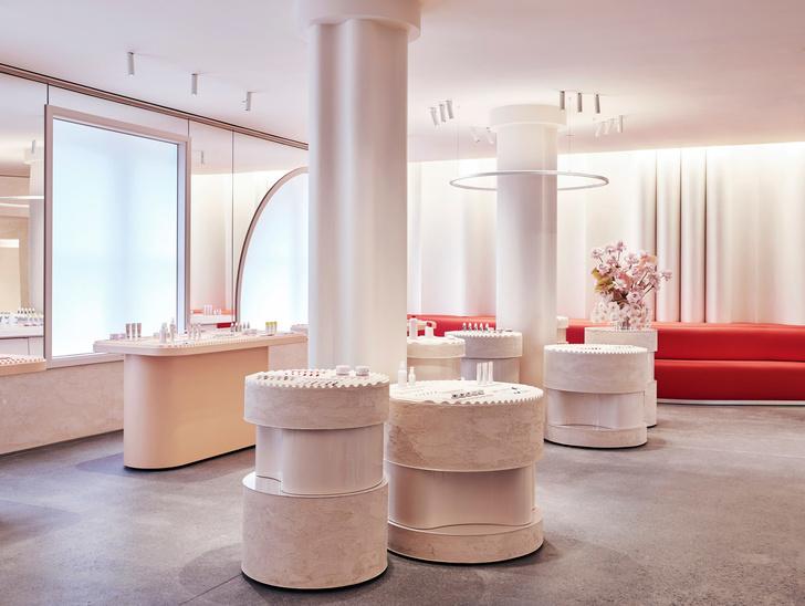 Розовые грезы: бутик в Нью-Йорке (фото 0)