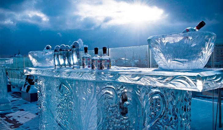 Планы на новогоднюю ночь: утонченные ужины в лучших отелях Москвы (фото 15)