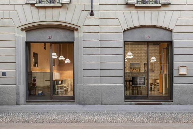 Обновленное бистро 28 Posti в Милане: проект Кристины Челестино (фото 11)