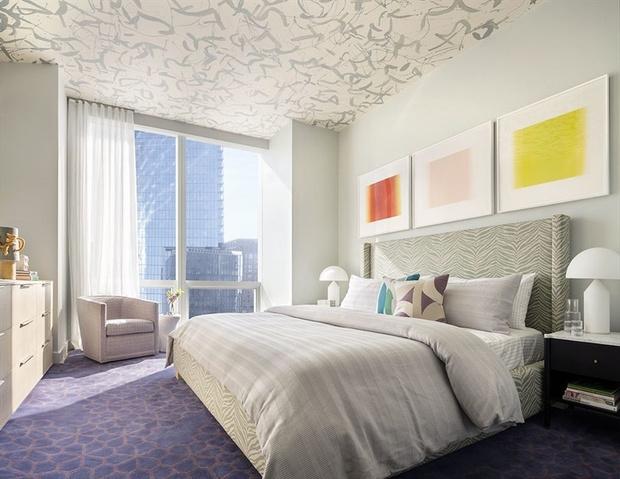 Яркие апартаменты в Нью-Йорке (фото 5)
