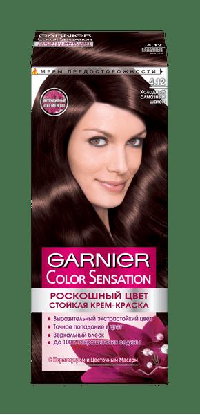 Garnier выпустил коллекцию красок для шатенок | галерея [1] фото [2]