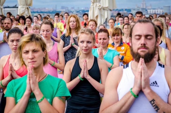 день солнца: в artplay пройдет праздник йоги