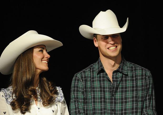 Как все начиналось: как выглядели Кейт и Уильям до брака (фото 10)