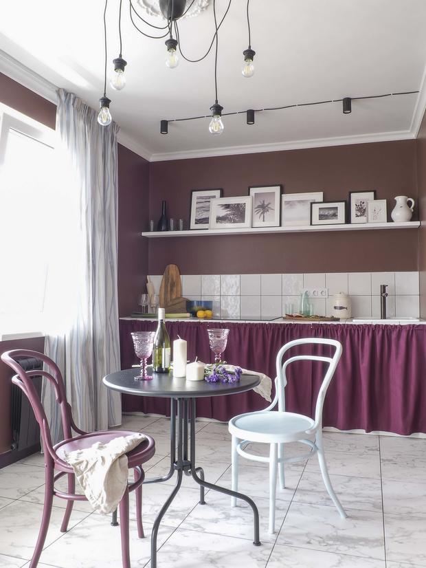 Яркая квартира 42 м² в Нижнем Новгороде (фото 1)