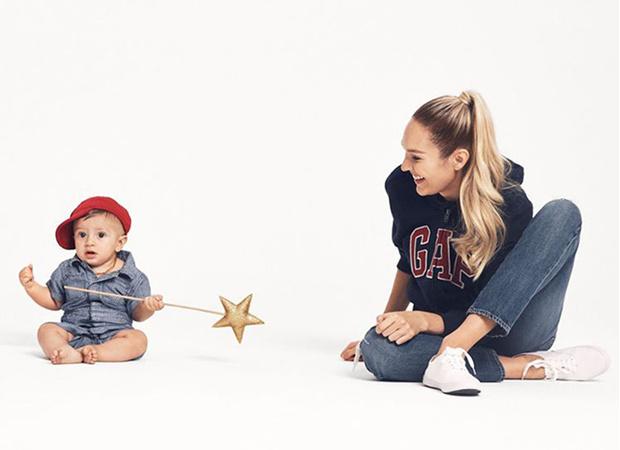 Mini Me: Лив Тайлер и другие звезды с детьми в новом видео
