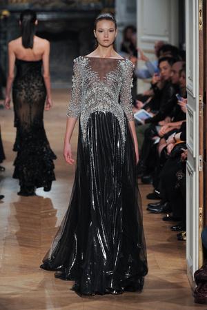 Показ Tony Ward коллекции сезона Весна-лето 2014 года haute couture - www.elle.ru - Подиум - фото 574406