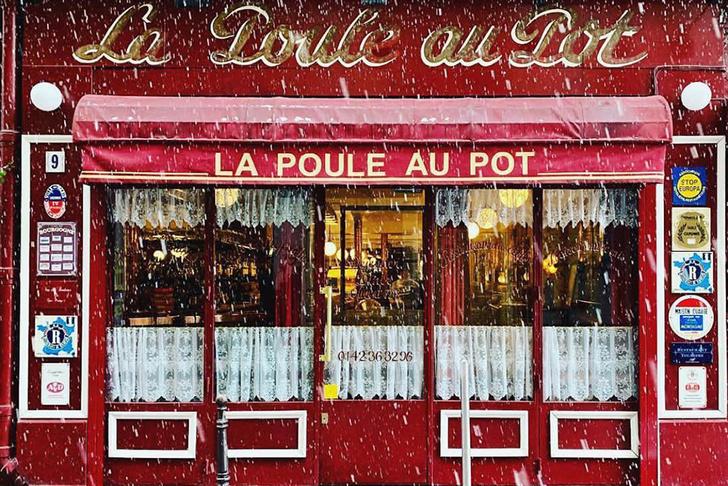 Секретная служба: Каролин де Мегрэ — о не самых очевидных модных местах в Париже (фото 5)