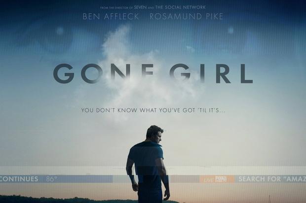 «Исчезнувшая» (Gone Girl)