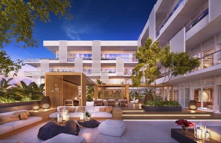 Новая резиденция Ritz-Carlton от Пьеро Лиссони во Флориде (фото 14)