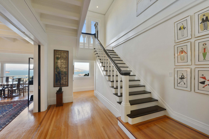 Дом Николаса Кейджа в Сан-Франциско (фото 11)