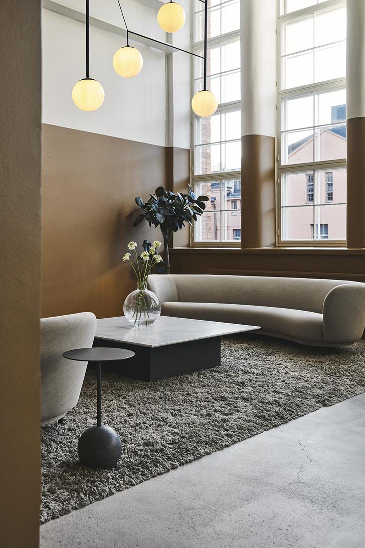 Уютный офис креативного агентства в Хельсинки (фото 0)