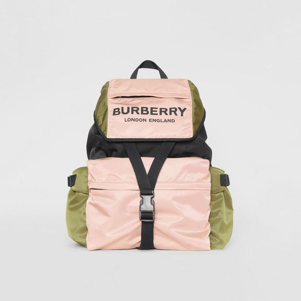 15 нейлоновых рюкзаков и сумок на каждый день (фото 4)