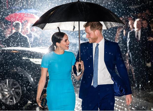 Королевская сага, или Megxit по-голливудски: о принце Гарре и Меган Маркл снимут еще один фильм (фото 1)