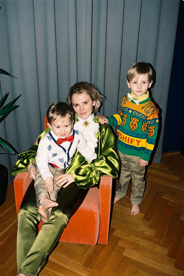 Кулинарный влогер Ира Лукинова — о том, что не бывает идеальных мам и одинаковых детей (фото 1)