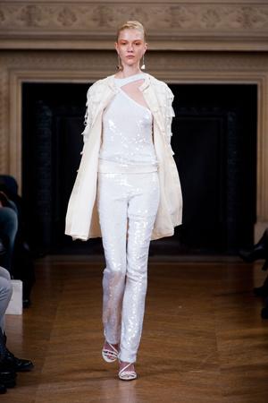 Показ Maurizio Galante коллекции сезона Весна-лето 2013 года haute couture - www.elle.ru - Подиум - фото 477144