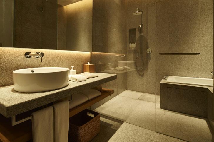 Аскетичный люкс в интерьерах первого отеля Muji (фото 2)
