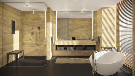 Bvlgari представила проект резиденций в Дубае | галерея [1] фото [6]