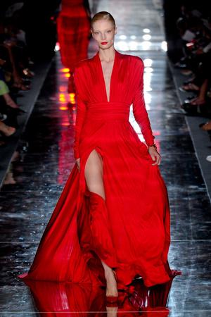 Показ Alexander Vauthier коллекции сезона Осень-зима 2011-2012 года haute couture - www.elle.ru - Подиум - фото 278099