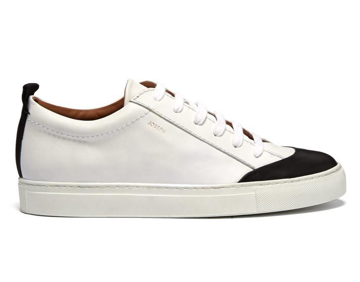 Белые кожаные кеды — константа гардероба. Какие выбрать? (фото 19)