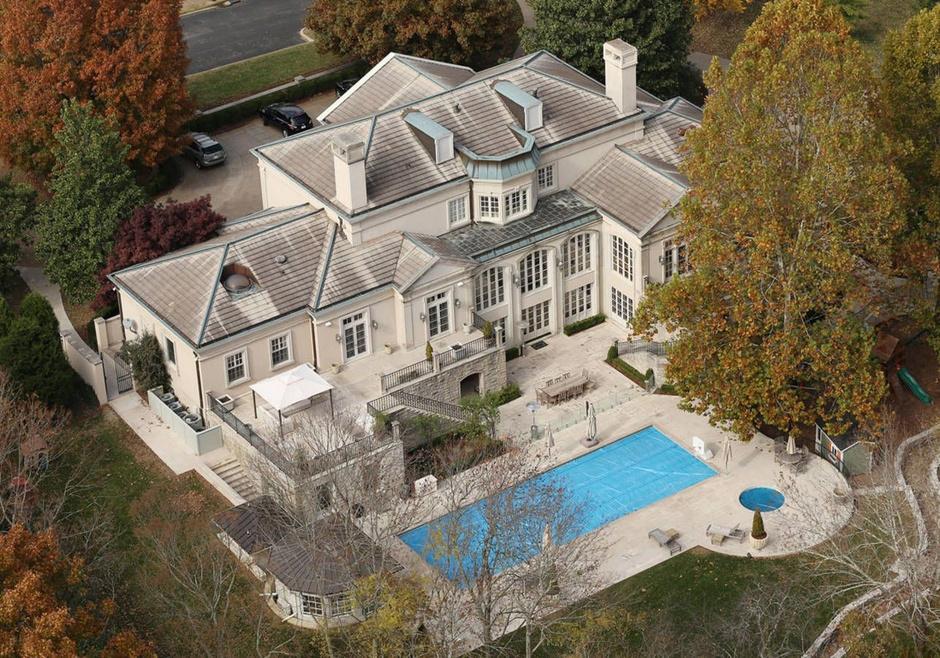 Дома звезд: где живут Рианна, Анджелина Джоли и Мадонна (фото 7)