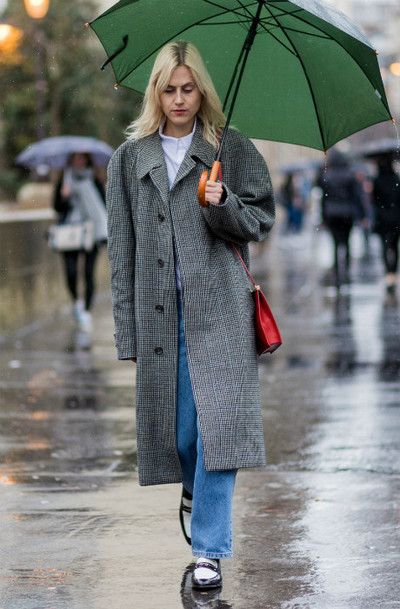 How to dress in the rain: | gallery [3] photos [5]
