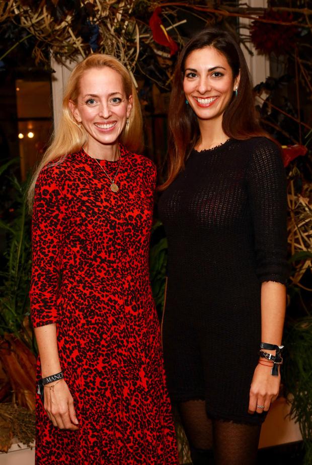 Колумнист ELLE Мария Байбакова присоединилась к программе ООН Женщины Великобритании в качестве советника по вопросам культуры и благотворительности (фото 11)