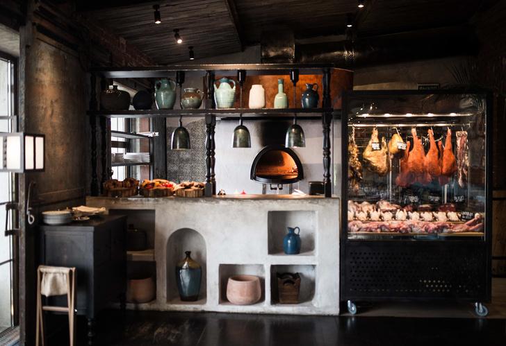 Топ 3: дизайнерские рестораны Уильяма Ламберти в Москве (фото 34)