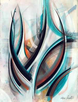 Выставка Ромена Фроке «Природа магнетизма» (фото 6.1)