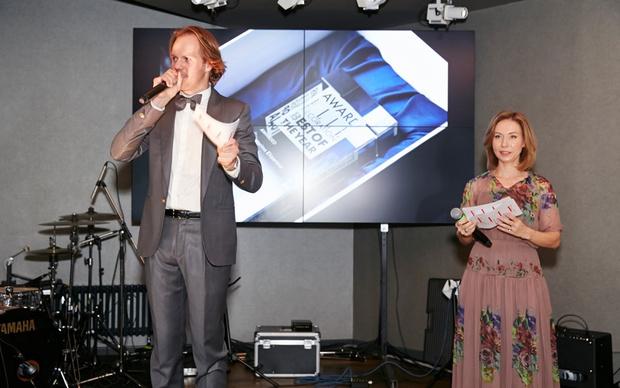 Алексей Дорожкин и Елена Усанова