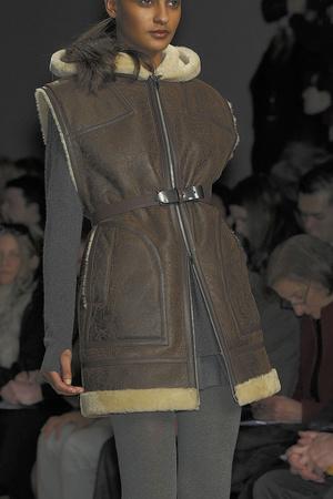 Показ DKNY коллекции сезона Осень-зима 2010-2011 года prêt-à-porter - www.elle.ru - Подиум - фото 142559