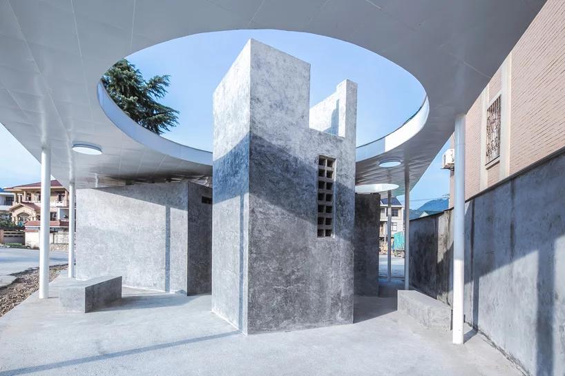По большому: дизайнерские общественные туалеты (галерея 11, фото 0)