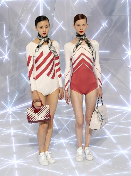 Неделя моды в Лондоне: день пятый | галерея [1] фото [2]