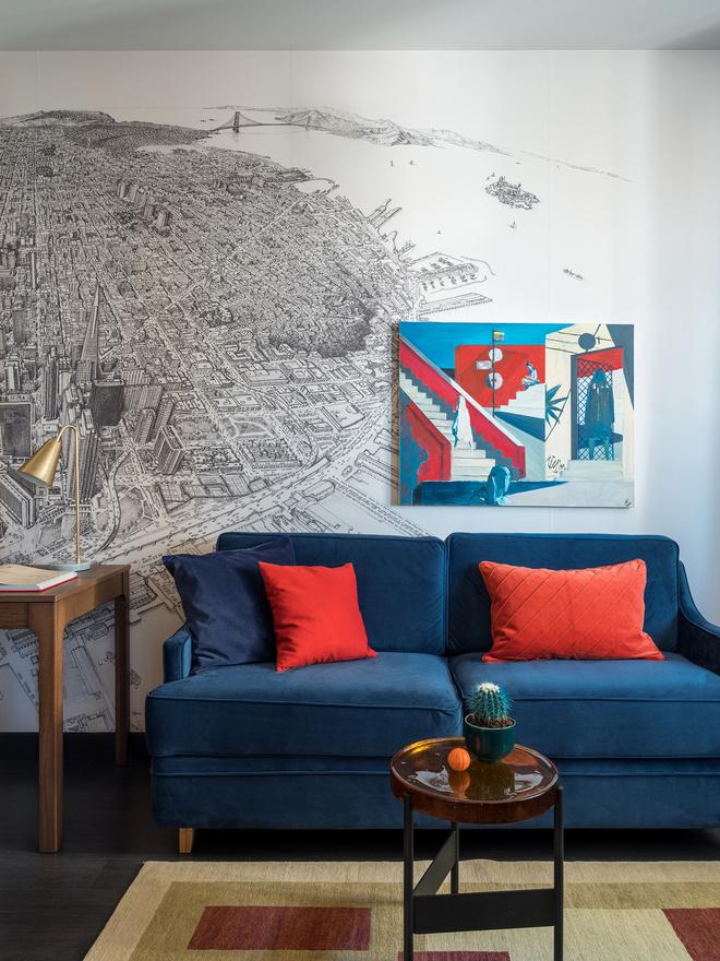 Квартира 90 м²: проект Татьяны Архиповой (фото 10.1)