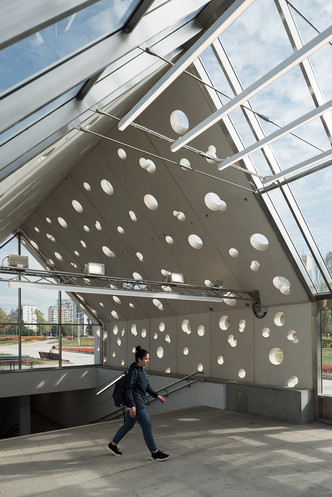 Пусть всегда будет солнце! Станция метро «Солнцево» по проекту Nefa Architects (фото 0.1)
