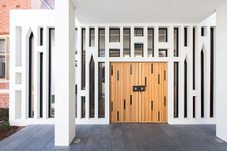 Новая школа церковного хора от Palassis Architects (фото 2)