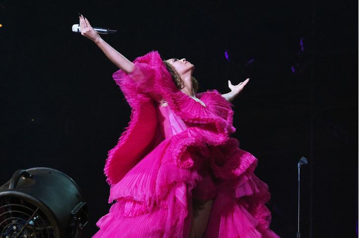 Дива: все образы Бейонсе с концерта в Южной Африке (фото 3)