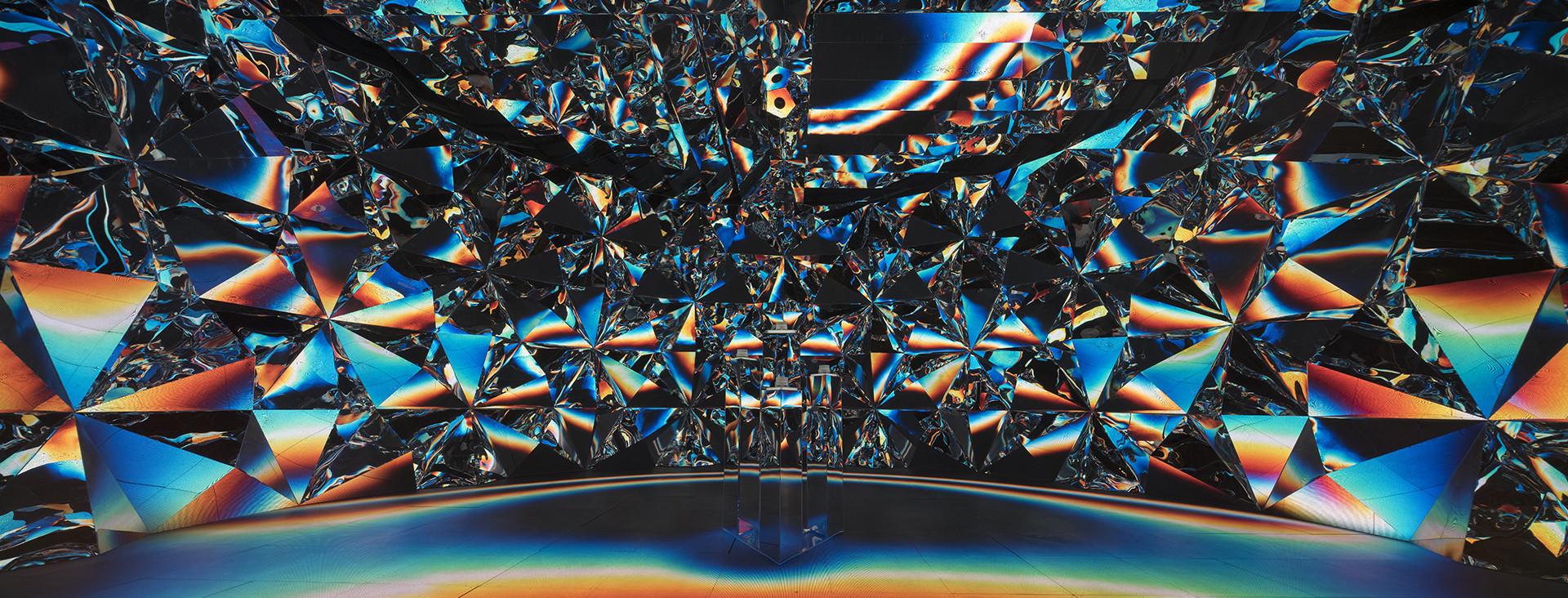 Инсталляция Prismverse | галерея [1] фото [4]