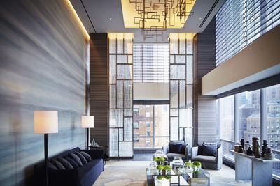 Высокая планка: дизайнерский отель PARK HYATT NEW YORK с уклоном в арт (галерея 4, фото 1)
