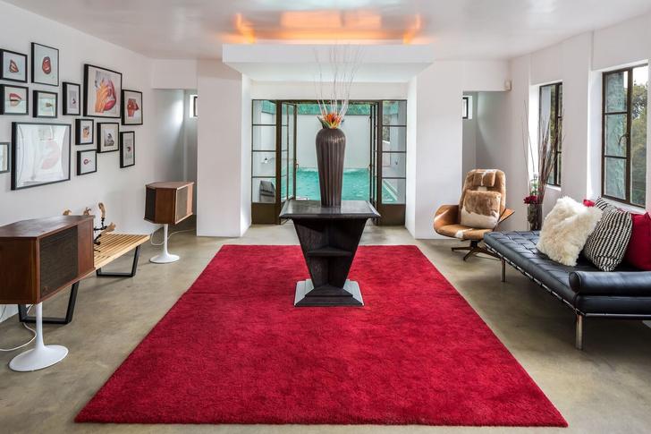 «Дом Самуэля-Новарро» по проекту Ллойда Райта вновь выставлен на продажу (фото 3)