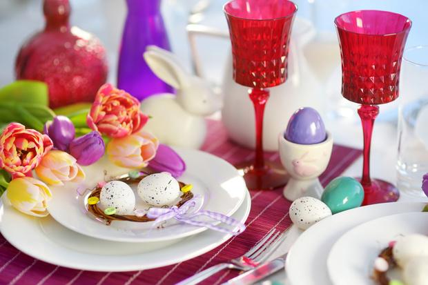 Как украсить праздничный стол к Пасхе ? (фото 6)