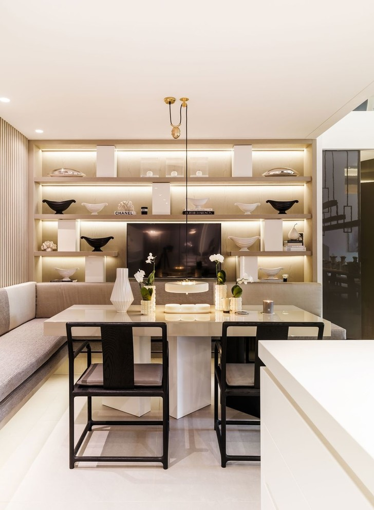 Дом дизайнера Келли Хоппен в Лондоне (фото 12)